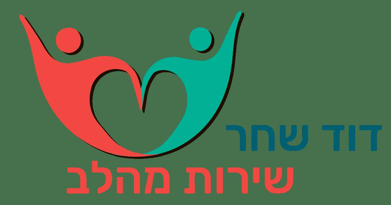 לוגו דוד שחר 3 צבעים